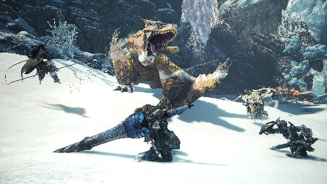 Monster Hunter World: Iceborne screenshot 23056