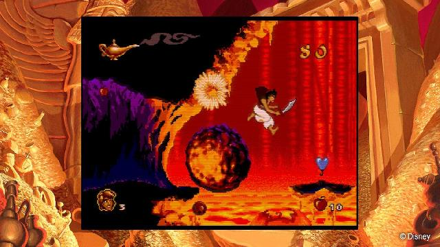 Disney Classic Games: Aladdin and The Lion King screenshot 23168
