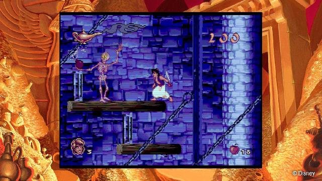 Disney Classic Games: Aladdin and The Lion King screenshot 23173