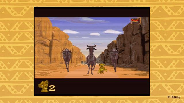Disney Classic Games: Aladdin and The Lion King screenshot 23169