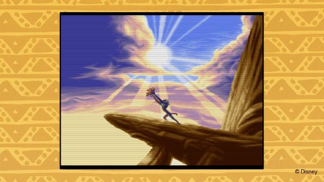 Disney Classic Games: Aladdin and The Lion King screenshot 23170