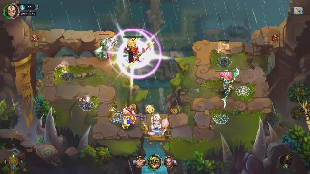 Monkey King Saga screenshot 30879