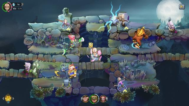 Monkey King Saga screenshot 30883