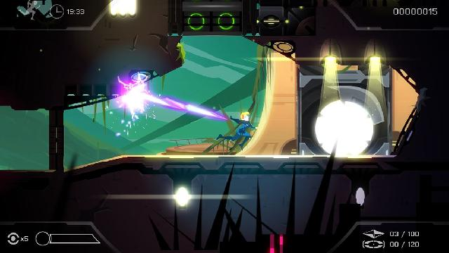 Velocity 2X Screenshots, Wallpaper