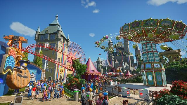 Planet Coaster screenshot 31352