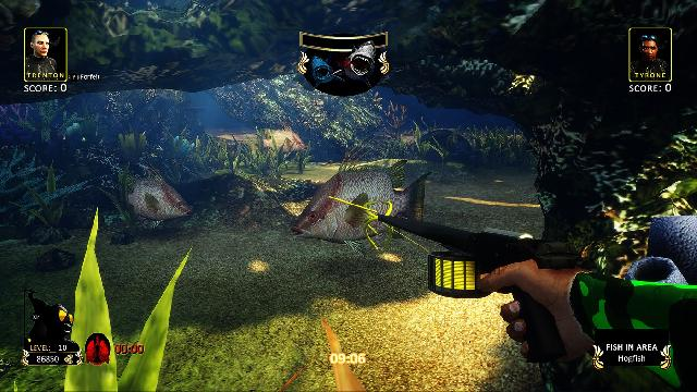 Freediving Hunter: Spearfishing the World screenshot 23832