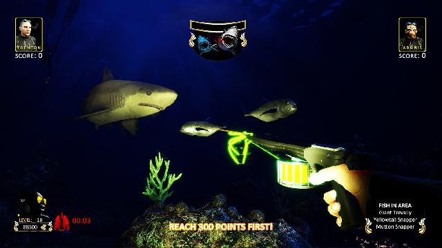 Freediving Hunter: Spearfishing the World screenshot 23833