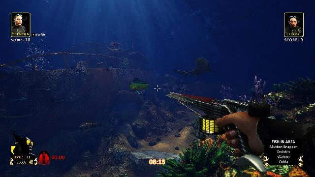 Freediving Hunter: Spearfishing the World screenshot 23829