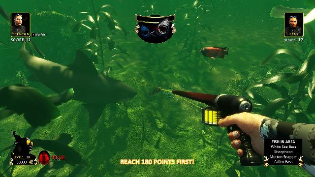 Freediving Hunter: Spearfishing the World screenshot 23835