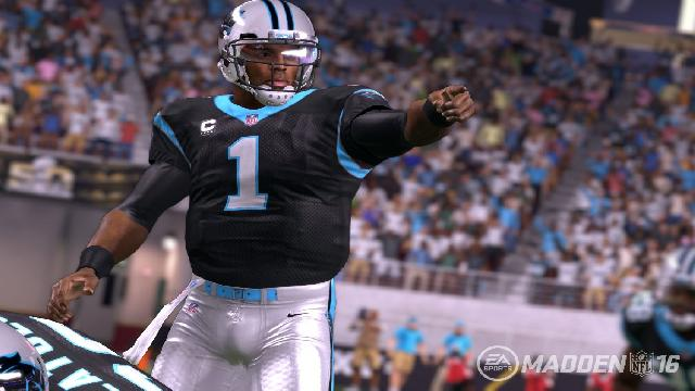 Madden NFL 16 screenshot 3865