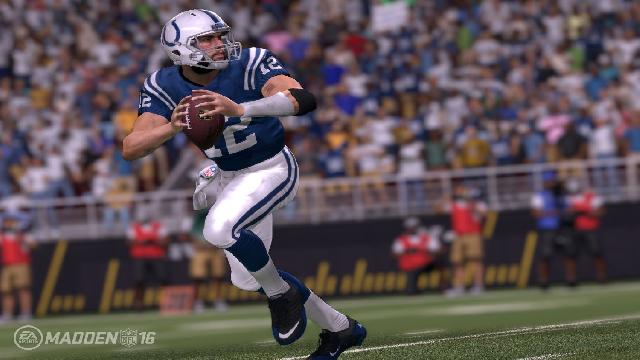 Madden NFL 16 screenshot 3867