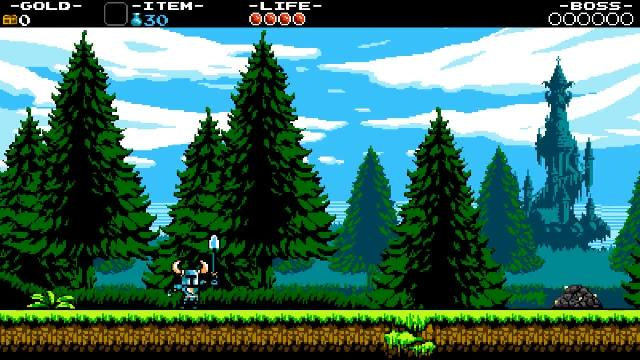 Shovel Knight Screenshots, Wallpaper