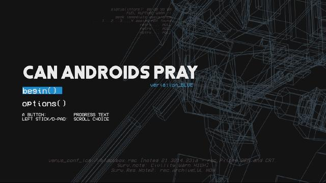 Can Androids Pray: Blue screenshot 24088