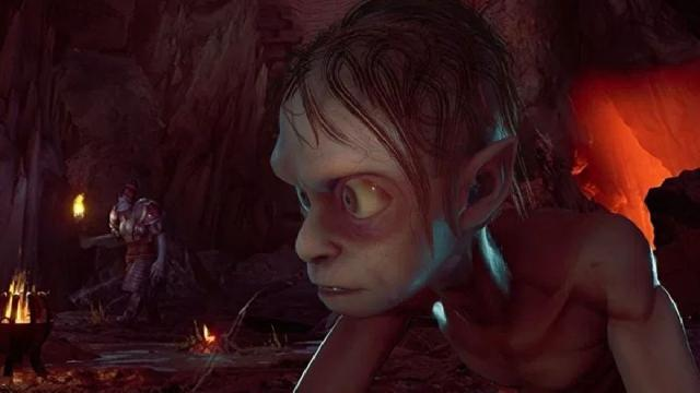 The Lord of the Rings: Gollum screenshot 33306