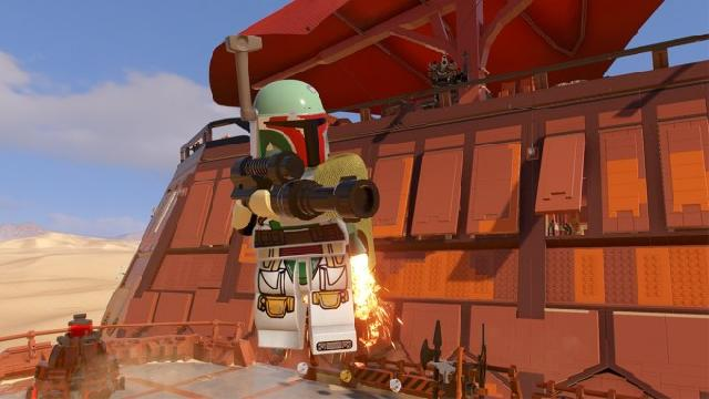 LEGO Star Wars: The Skywalker Saga Sizzle screenshot 24267