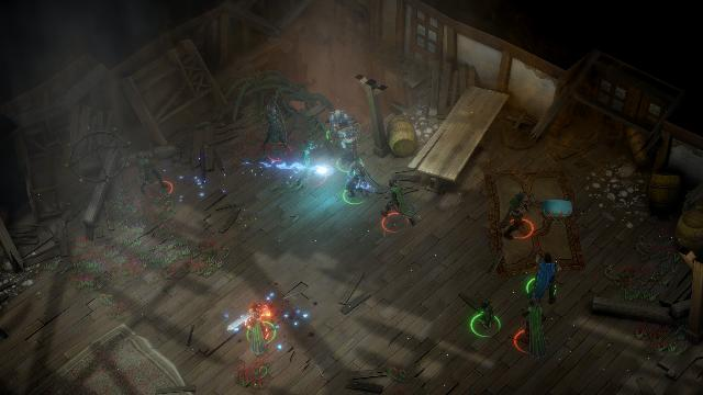 Pathfinder: Kingmaker screenshot 24345