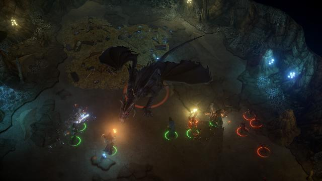 Pathfinder: Kingmaker screenshot 24352