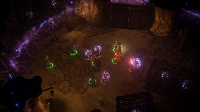 Pathfinder: Kingmaker screenshot 24353