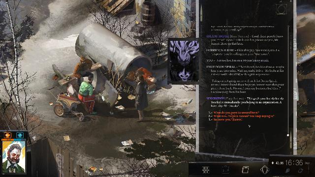 Disco Elysium screenshot 24369