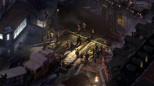Disco Elysium screenshot 24370