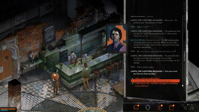 Disco Elysium screenshot 24373