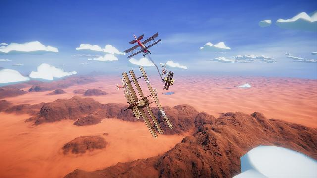 Red Wings: Aces of the Sky screenshot 30354