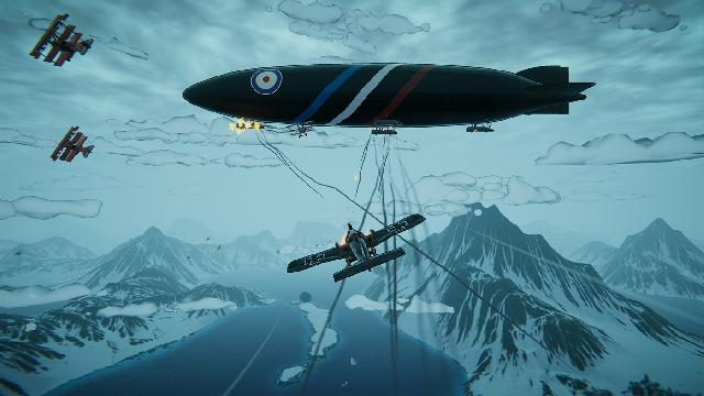 Red Wings: Aces of the Sky screenshot 30351