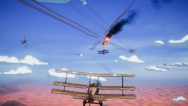 Red Wings: Aces of the Sky screenshot 30357