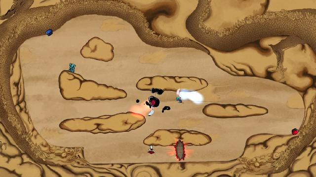 Paperbound Brawlers screenshot 24473