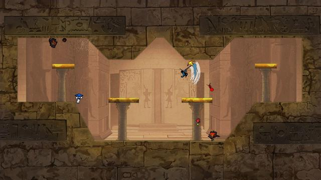 Paperbound Brawlers screenshot 24471