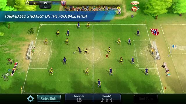 Football, Tactics & Glory Screenshots, Wallpaper