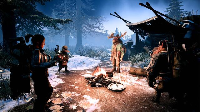 Mutant Year Zero - Seed of Evil screenshot 24837