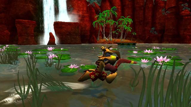 TY The Tasmanian Tiger screenshot 24877