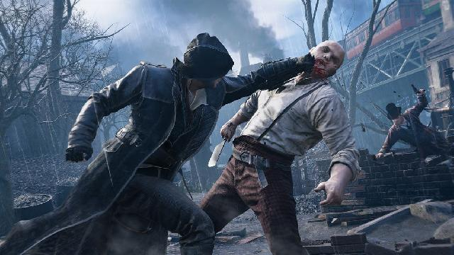 Assassin's Creed Syndicate screenshot 4982