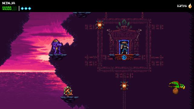 The Messenger - Picnic Panic screenshot 25113
