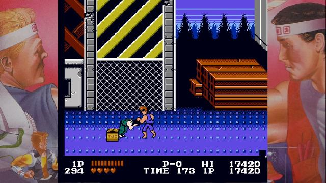 Double Dragon screenshot 25210