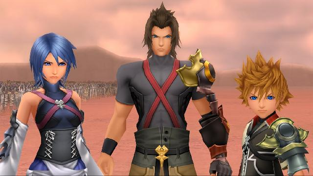 Kingdom Hearts HD 1.5 + 2.5 Remix screenshot 25261