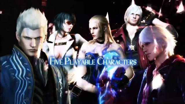 Devil May Cry 4: Special Edition Screenshots, Wallpaper