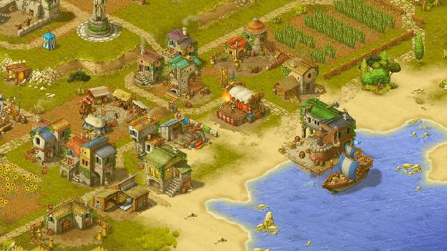 Townsmen: A Kingdom Rebuilt screenshot 25366