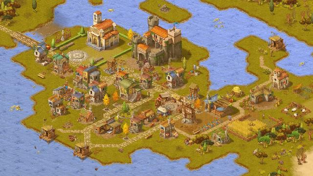Townsmen: A Kingdom Rebuilt screenshot 25362
