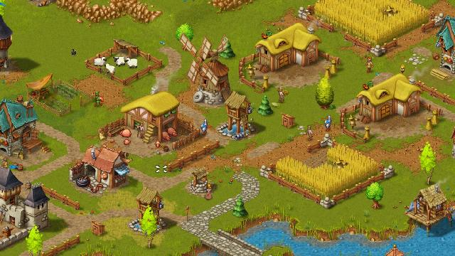 Townsmen: A Kingdom Rebuilt screenshot 25363