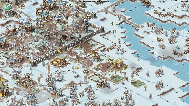 Townsmen: A Kingdom Rebuilt screenshot 25364