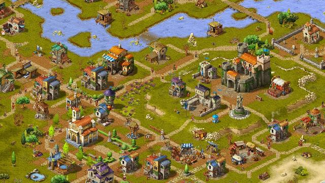 Townsmen: A Kingdom Rebuilt screenshot 25365