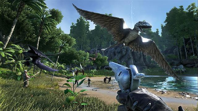ARK: Survival Evolved screenshot 5521