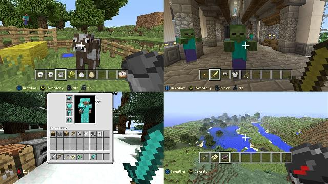 Minecraft Xbox One Edition screenshot 2267