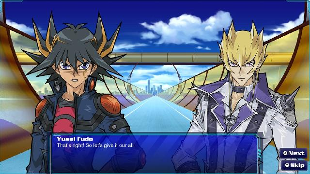 Yu-Gi-Oh! Legacy of the Duelist: Link Evolution screenshot 26298