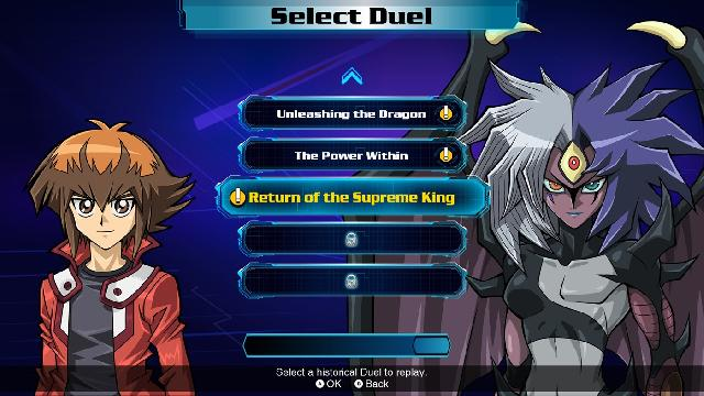 Yu-Gi-Oh! Legacy of the Duelist: Link Evolution screenshot 26299