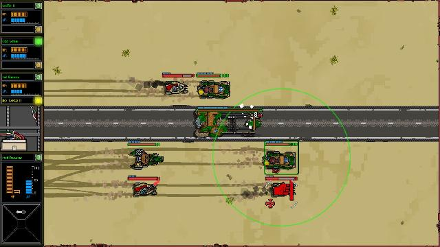 Convoy: A Tactical Roguelike screenshot 26489