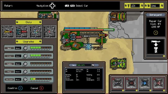 Convoy: A Tactical Roguelike screenshot 26491