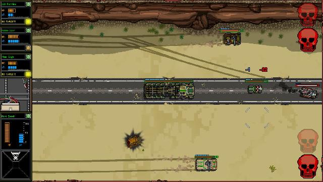Convoy: A Tactical Roguelike screenshot 26493